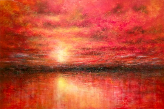 Rebecca Last - Studies in Light & Energy no 135