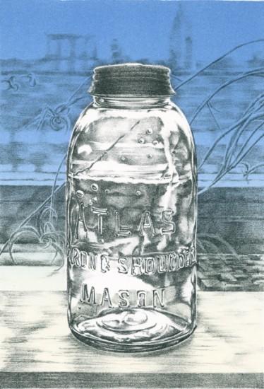 Rica Bando - Mason jar / Strong shoulder