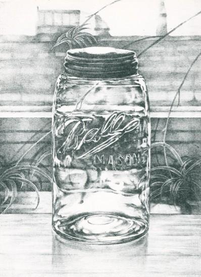 Rica Bando - Mason jar / Ball