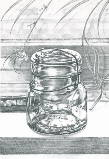 Rica Bando - Mason jar / E-Z seal