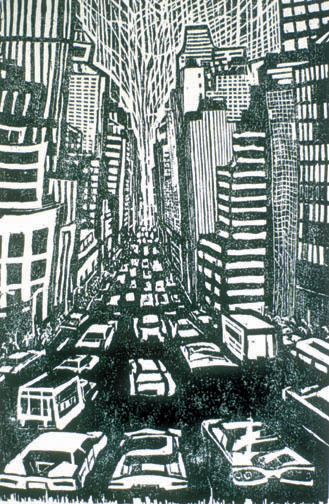 Richard Sloat - Prints - New York, New York