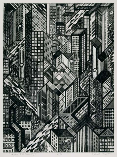 Richard Sloat - Prints - Urban Propensity