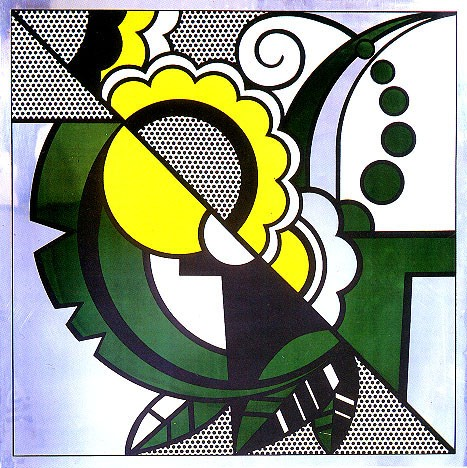 Roy Lichtenstein - Still Life 1968