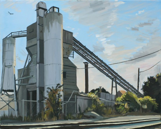 Sean Hurley - Cement Factory