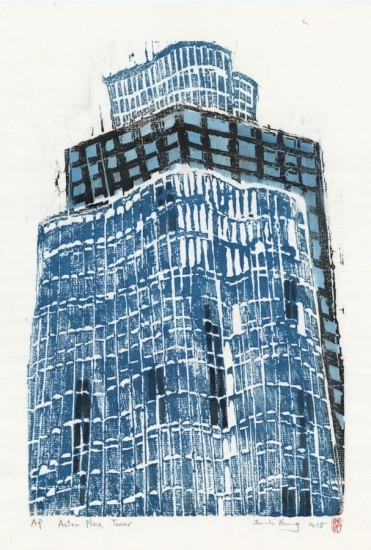 Su Li Hung - Astor Place Tower
