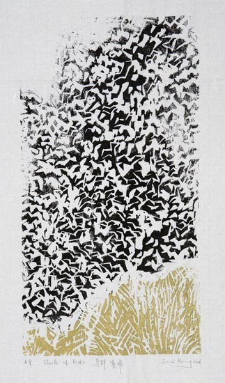 Su Li Hung - Flock of Birds