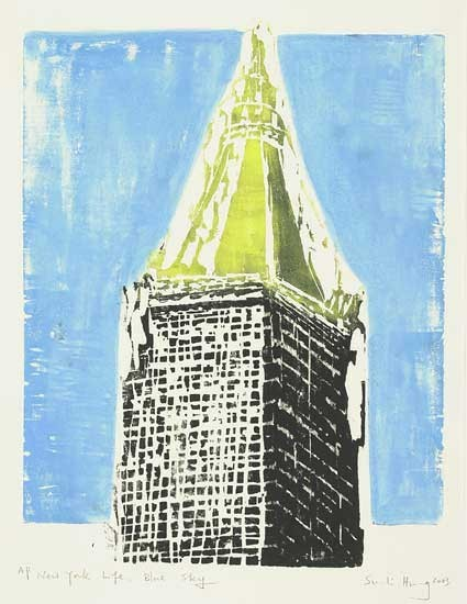 Su Li Hung - New York Life, Blue Sky