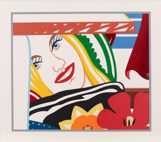 Tom Wesselmann - From Bedroom Painting, 1990