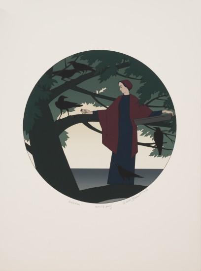 Will Barnet - Prints - Ariadne