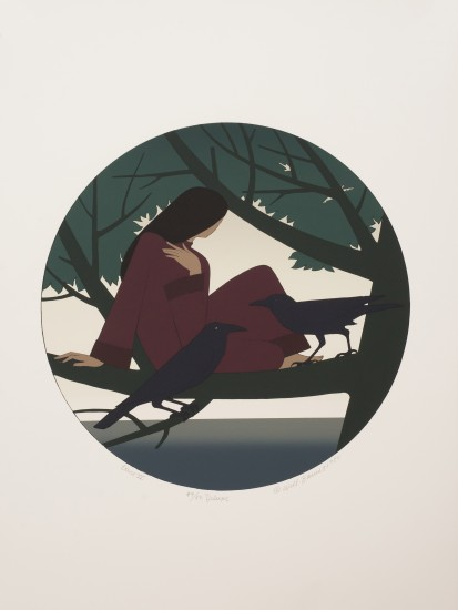 Will Barnet - Prints - Circe II (Deluxe Edition)