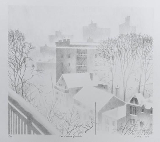 William Behnken - The Embrace of Winter