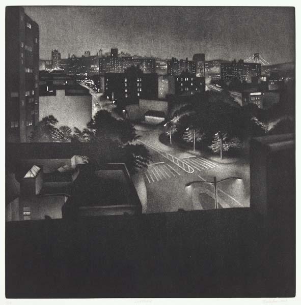 William Behnken - Lightscape