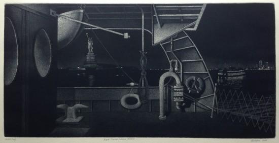 William Behnken - Night Passage/Noble & Serene