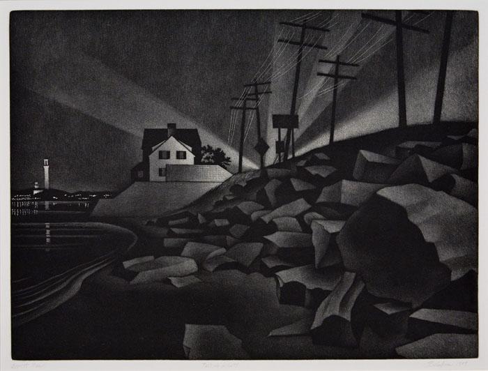 William Behnken - Passing Lights