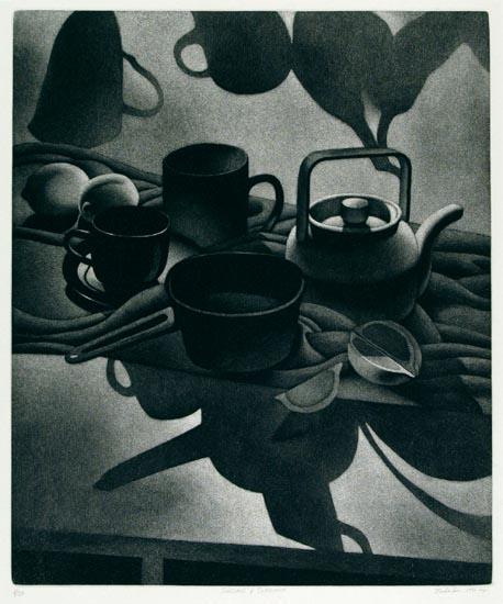 William Behnken - Shadows and Substance